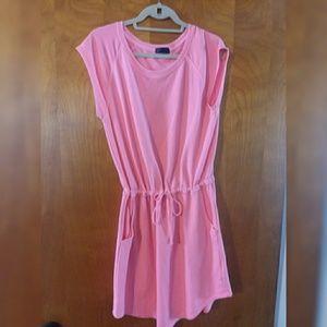 Gap Sz Large Drawstring Dress